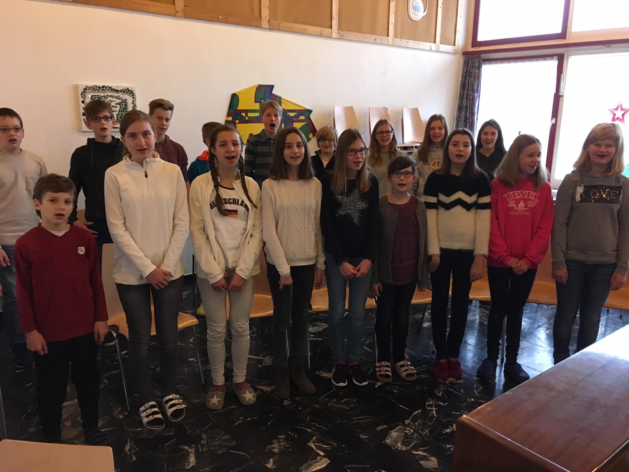 Musikunterricht Lebt Gymnasium St Michael Ahlen