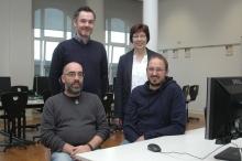 Herr Ainödhofer, Frau Dr. Terveer, Herr Dr. Buba, Herr Hille