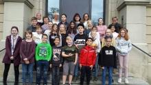 Ein Großteil der teilnehmenden SchülerInnen 2018/19